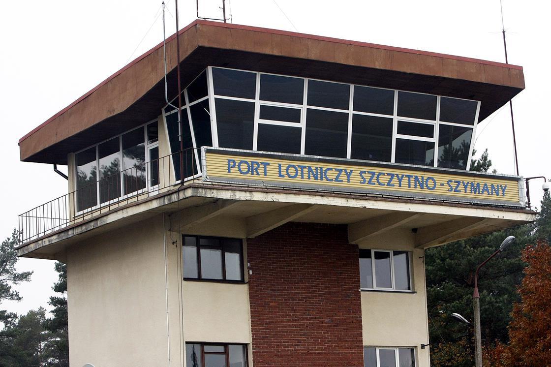 An alleged CIA black site in Poland