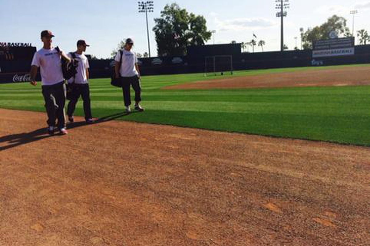 The Territorial Cup Shifted To Hi Corbett Field In Tucson On Wednesday