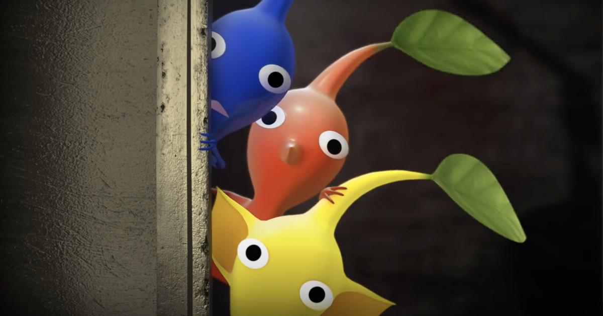 I can't stand it when Pikmin die - Polygon