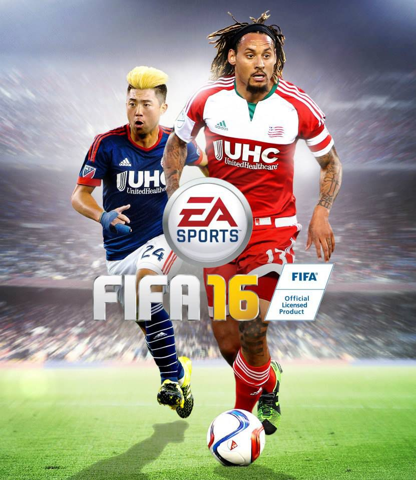 Revs Customer Fifa 16 cover