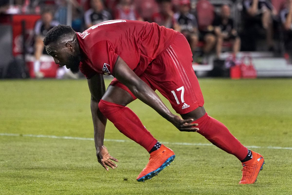 Toronto FC's Jozy Altidore may be suspended after incident in win over Rapids