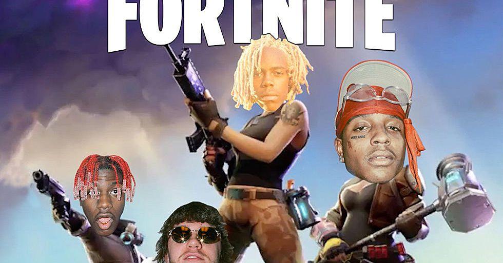photo image Murda Beatz's song Fortnite is a #1 Victory Royale