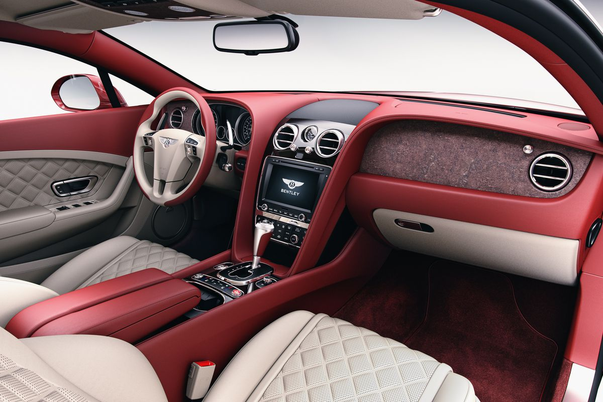 bentley will install actual rock inside your car the verge. Black Bedroom Furniture Sets. Home Design Ideas