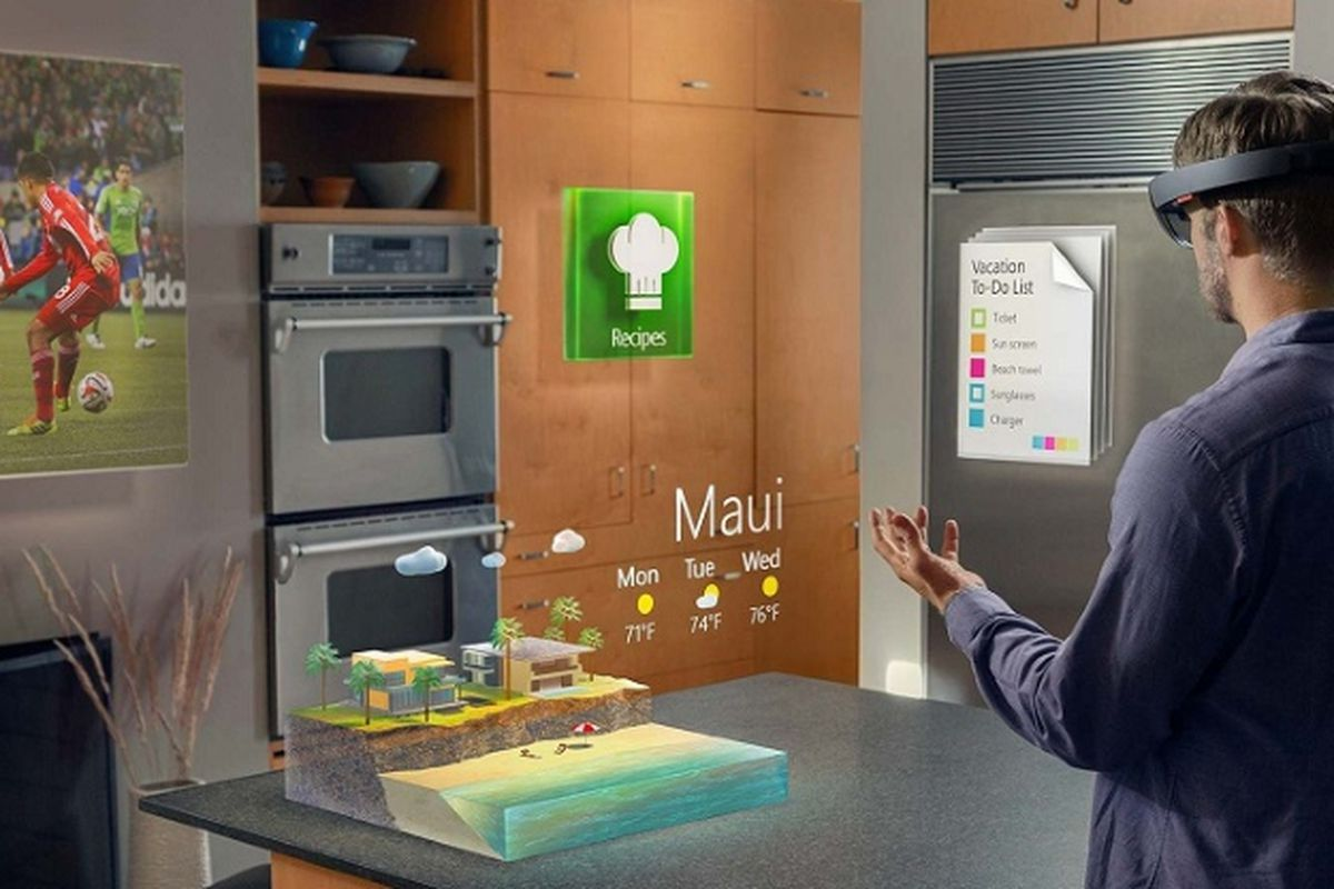 It S Not Just Hype Microsoft S Hololens Really Could Be