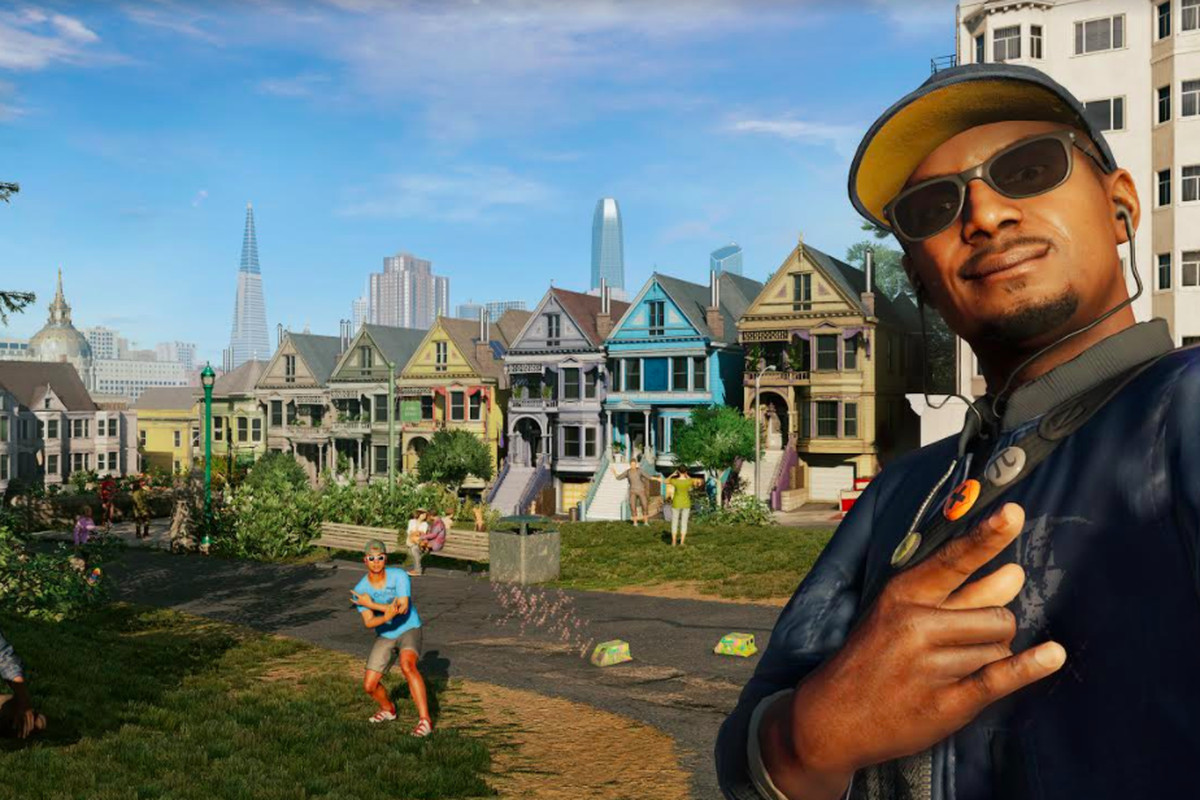 Racism in Watch Dogs 2 is subtle, and thats how it won me