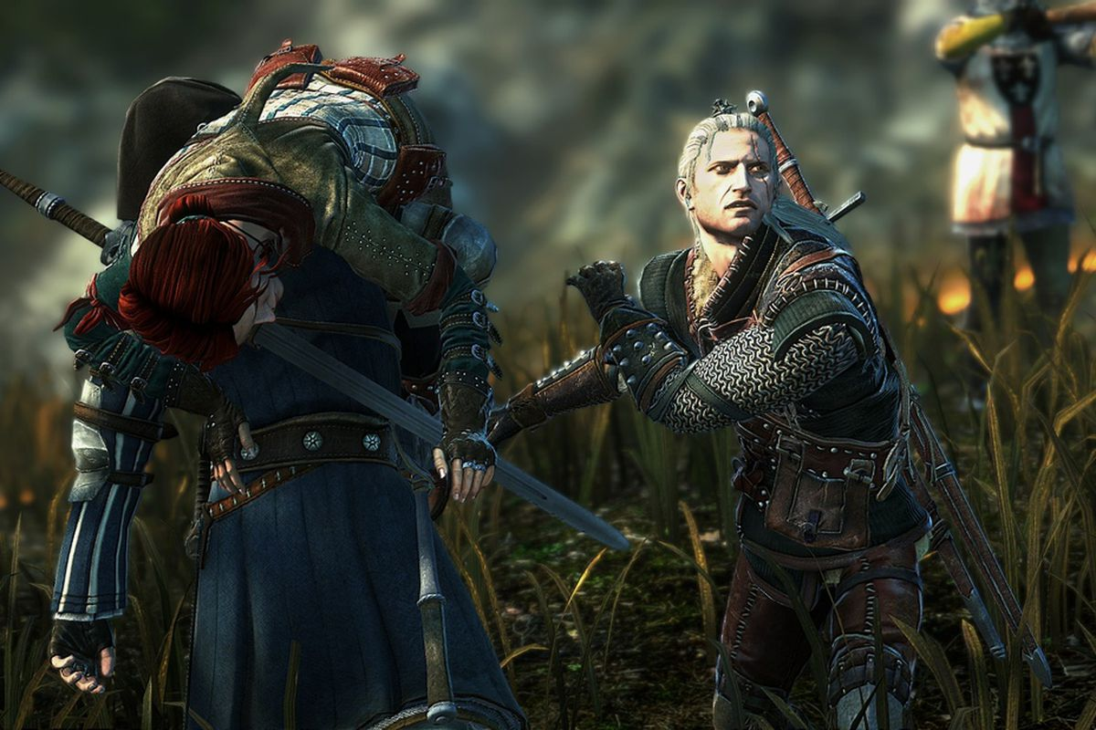 The Witcher 2: Assassins of Kings is now free on Xbox