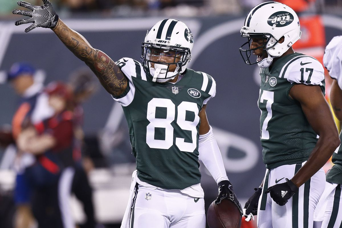 the best attitude e0cdb 9c425 New York Jets jerseys: Is the new design an improvement ...