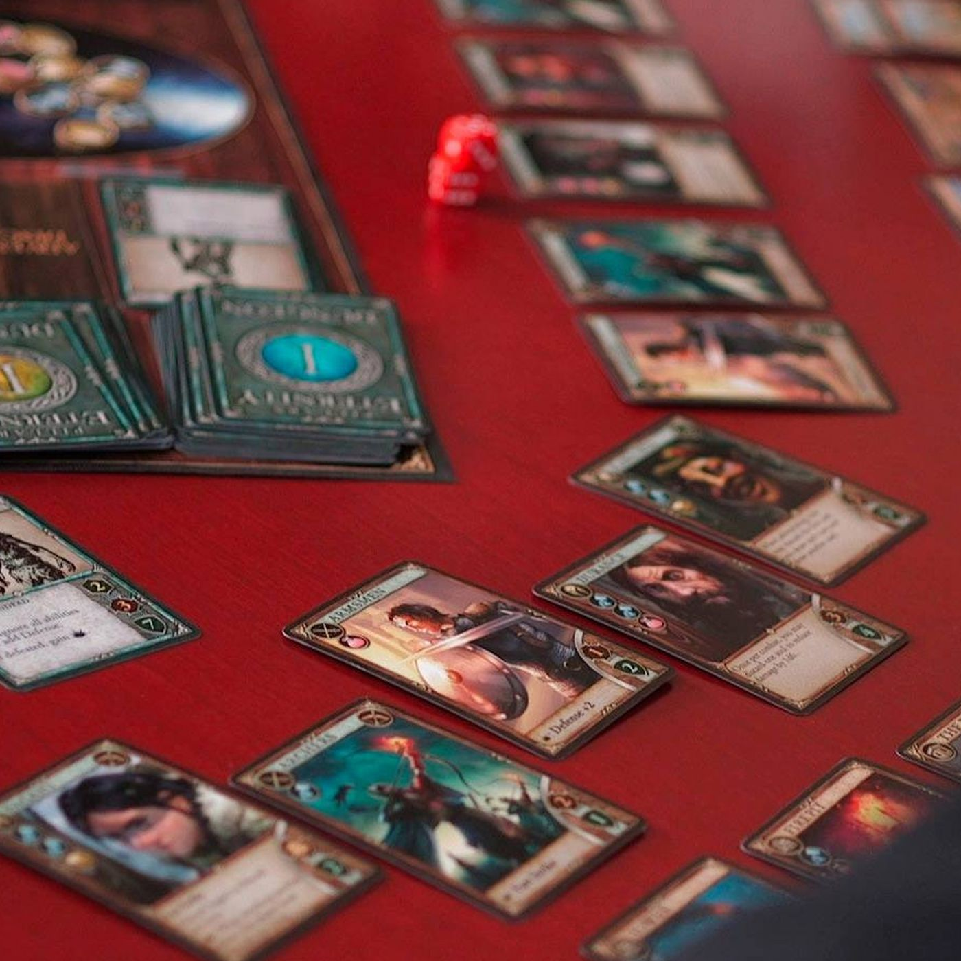 Obsidian's Pillars of Eternity is getting a companion card game