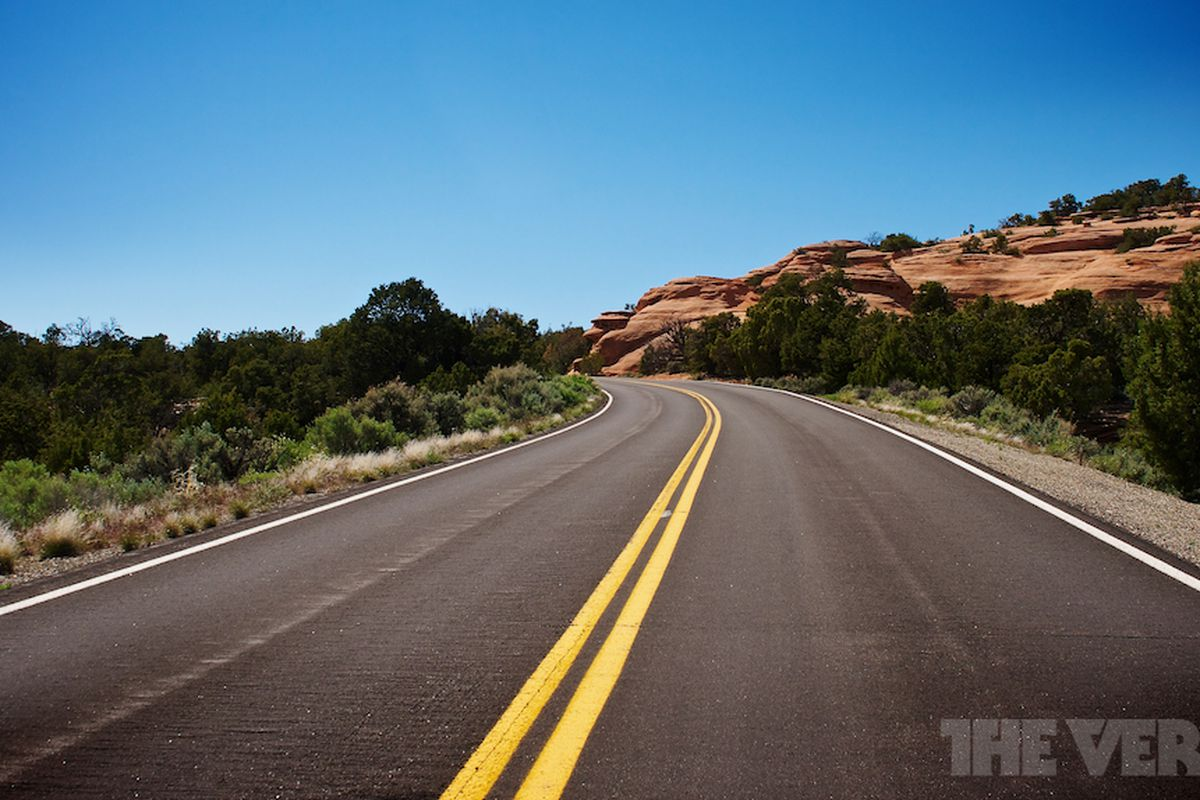 road in the mountains stock 1020