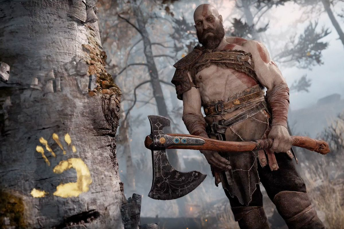 God of War hides its best twist (no, not that one) in plain sight