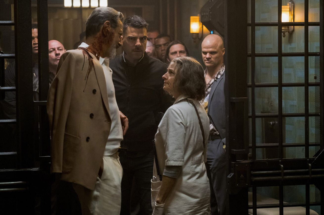 is hotel artemis a john wick homage or a rip off