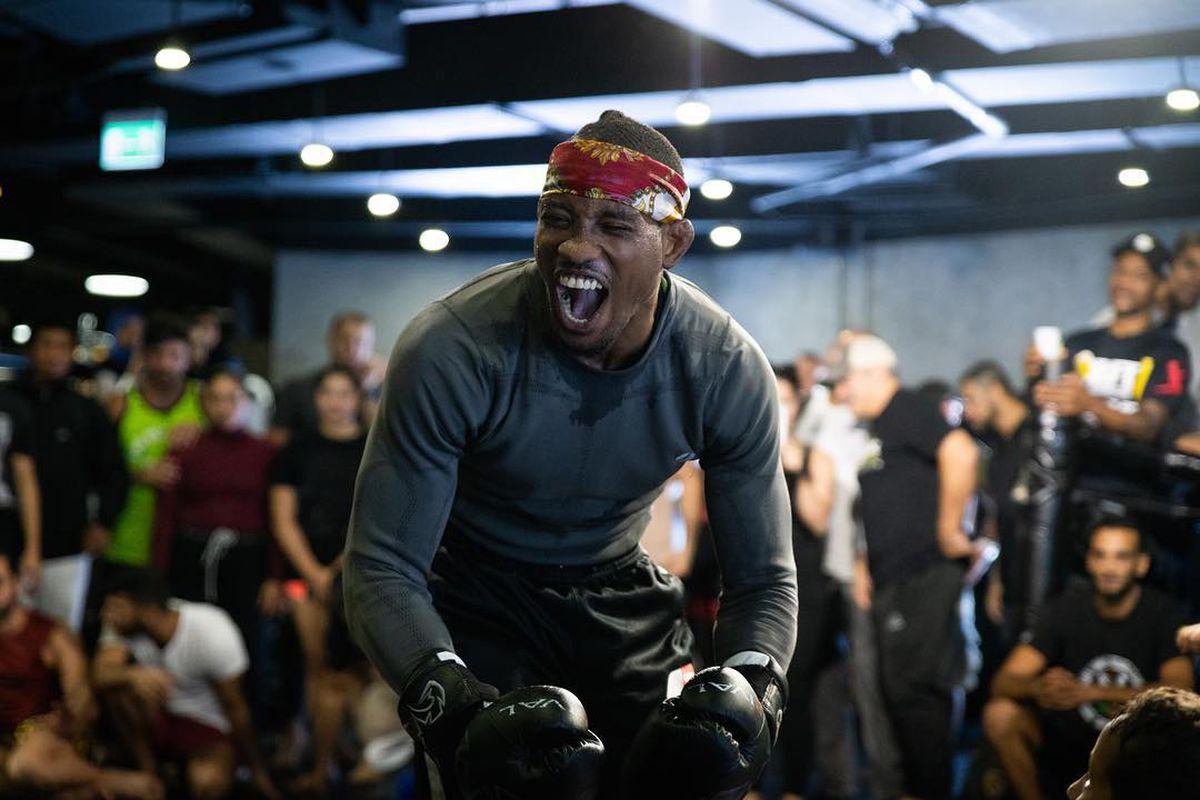 Bubba Jenkins ready to fulfill 'lifelong dream' of first MMA