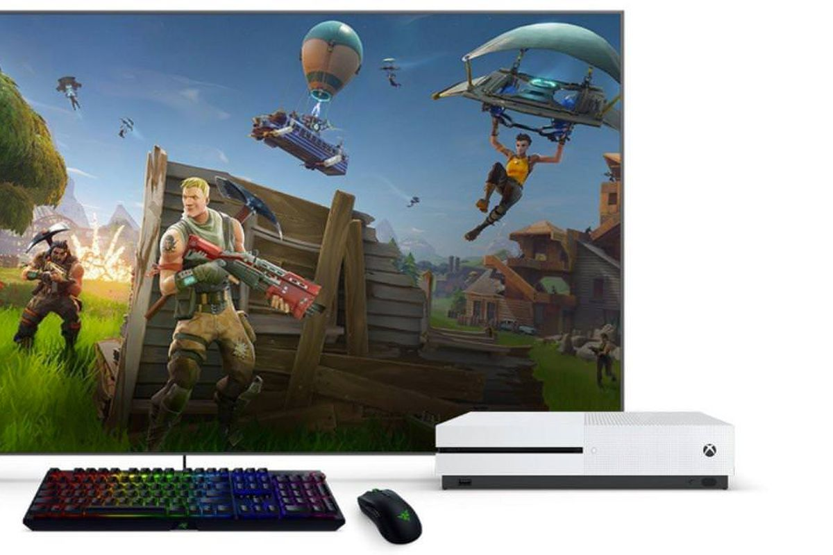 Xbox One keyboard and mouse support arrives with today's
