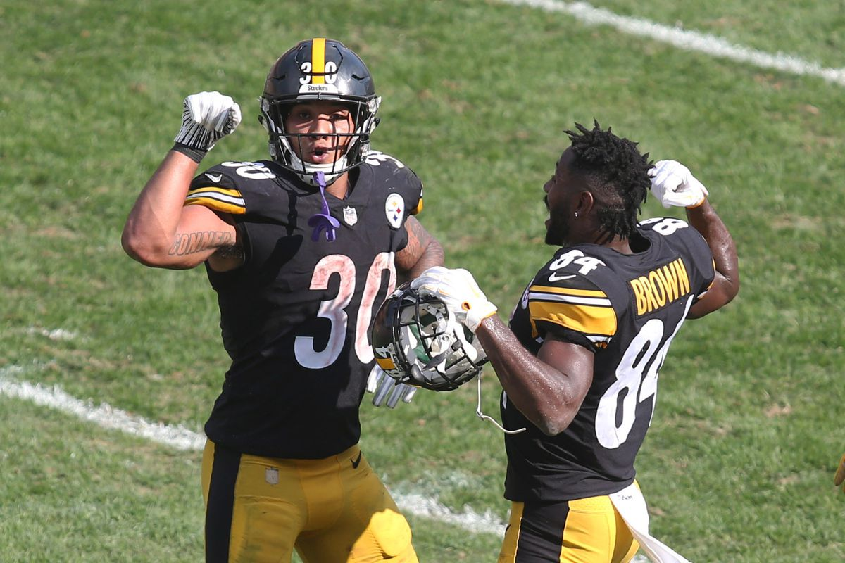 James Conner goes off for 185 yards against Falcons - Cardiac Hill 933af0d01