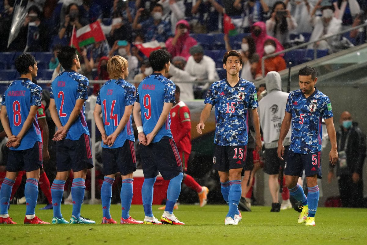 Japan v Oman - FIFA World Cup Asian Qualifier Final Round Group B