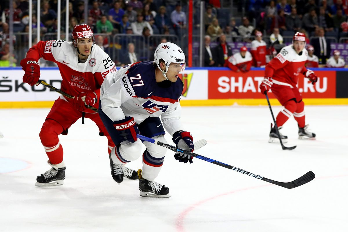USA v Denmark - 2017 IIHF Ice Hockey World Championship