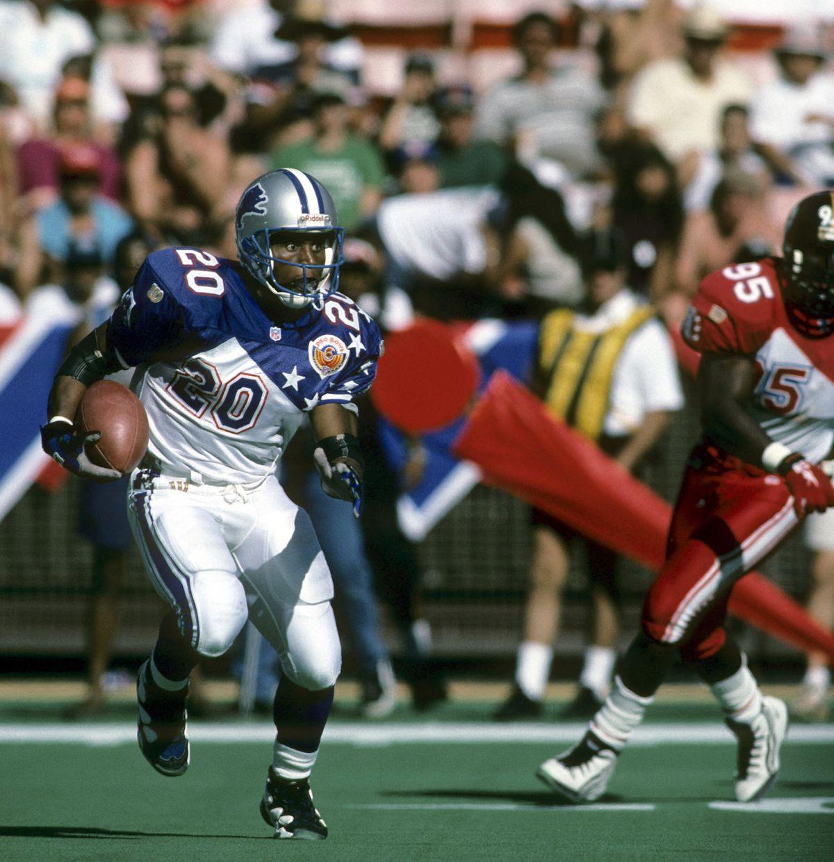 1996 NFL Pro Bowl - AFC vs NFC - February 4, 1996