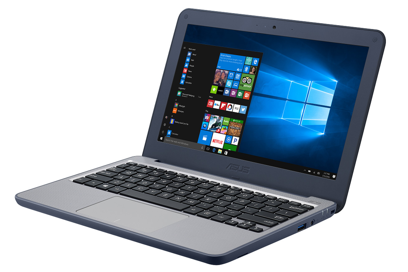 asus first laptop with windows 10 s is now available