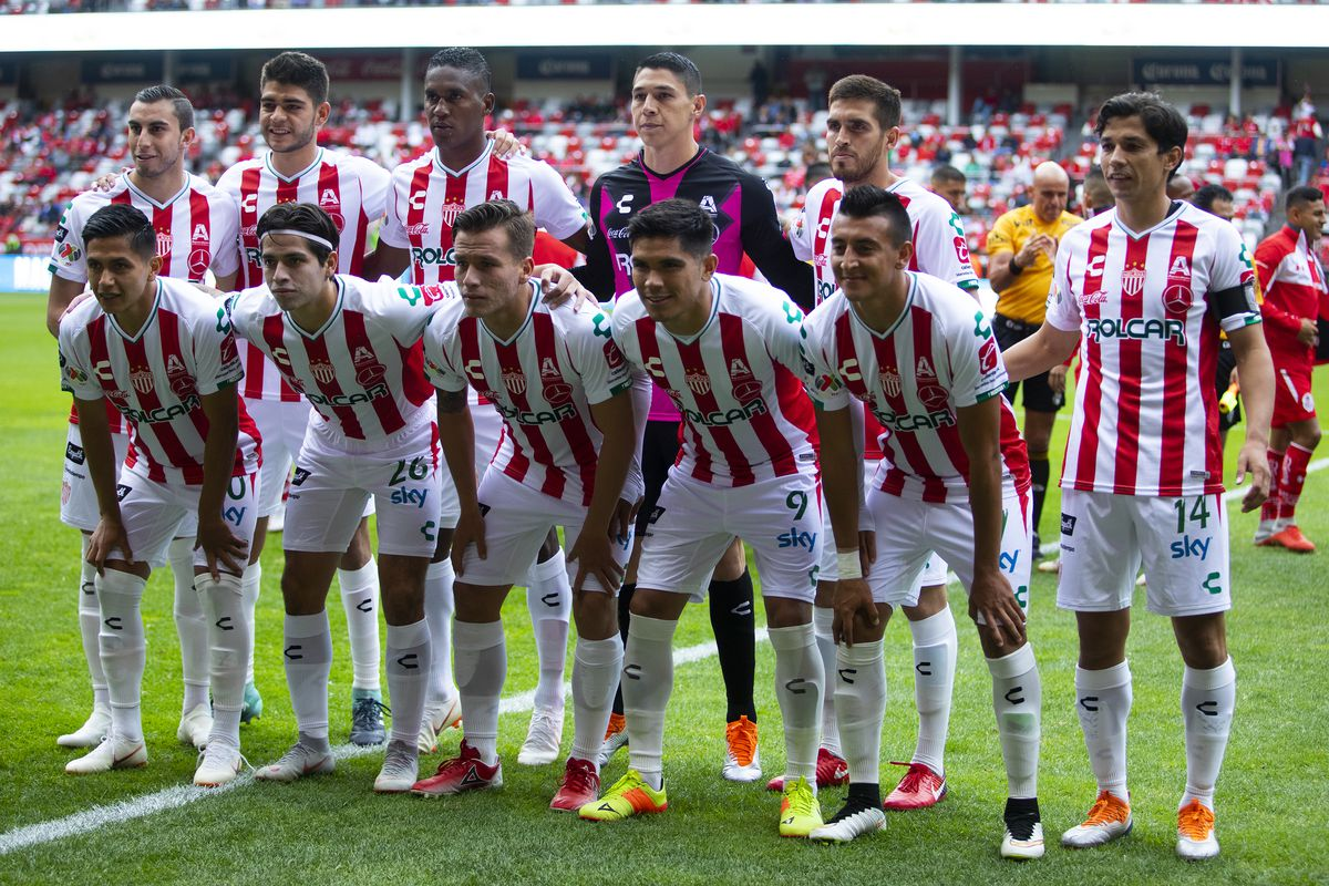 Toluca v Necaxa - Torneo Apertura 2018 Liga MX
