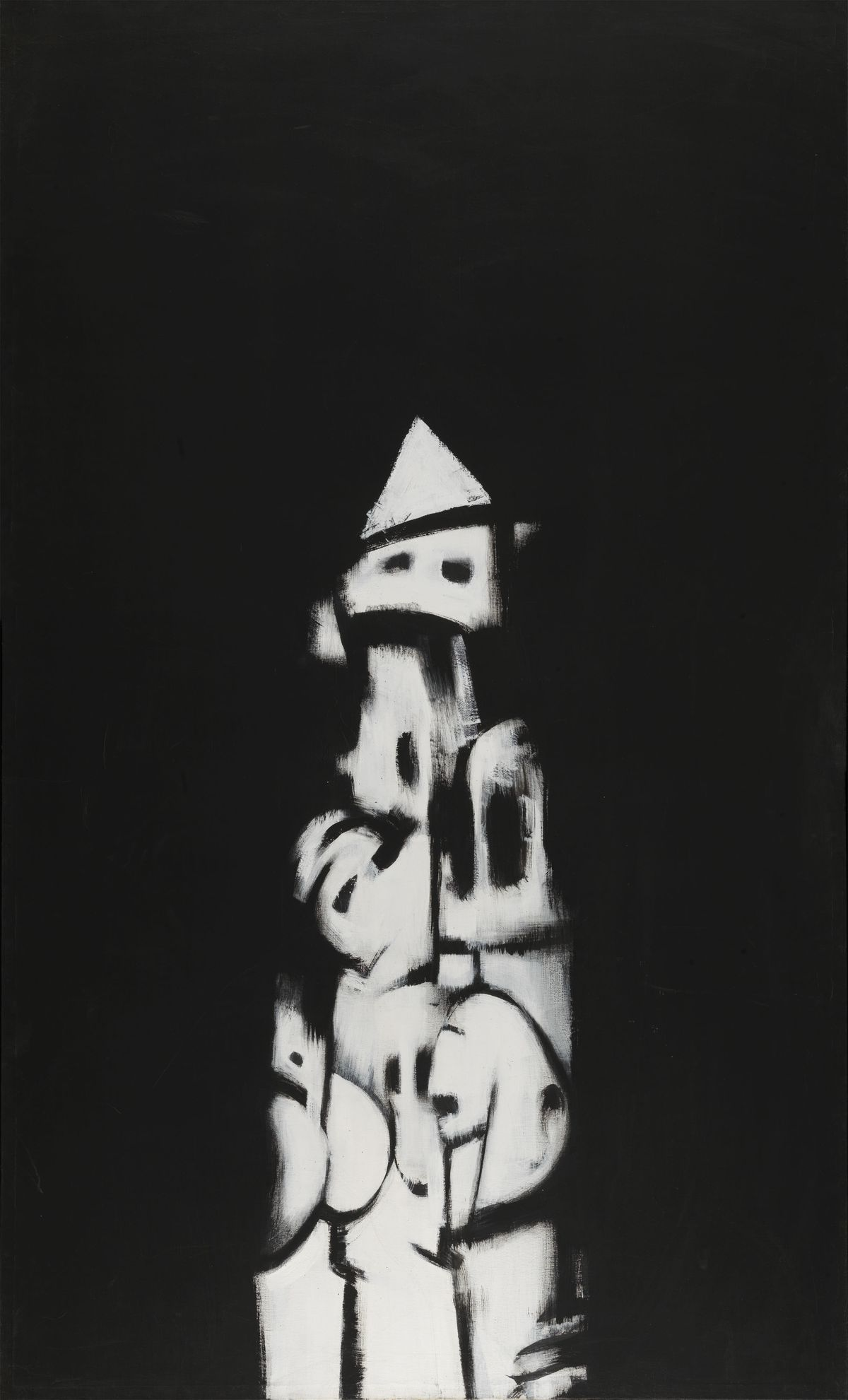 """The Ku Klux Klan is referenced in Lewis' """"American Totem"""" from 1960
