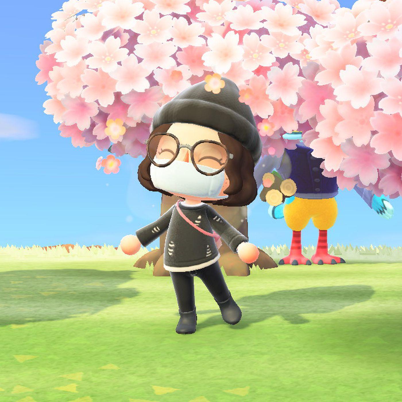 Animal Crossing New Horizons Switch Cherry Blossom Recipe List