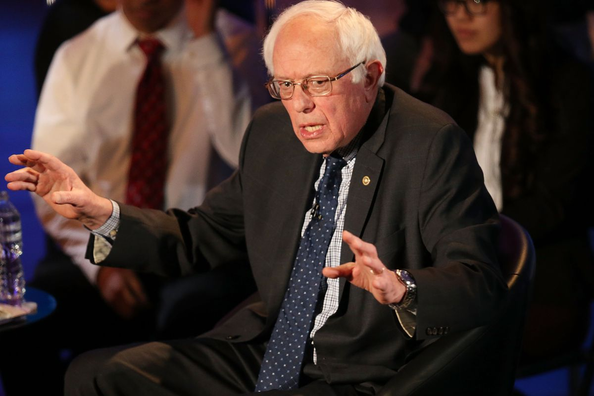 Sanders's response on campus sexual assault disappointed activists.