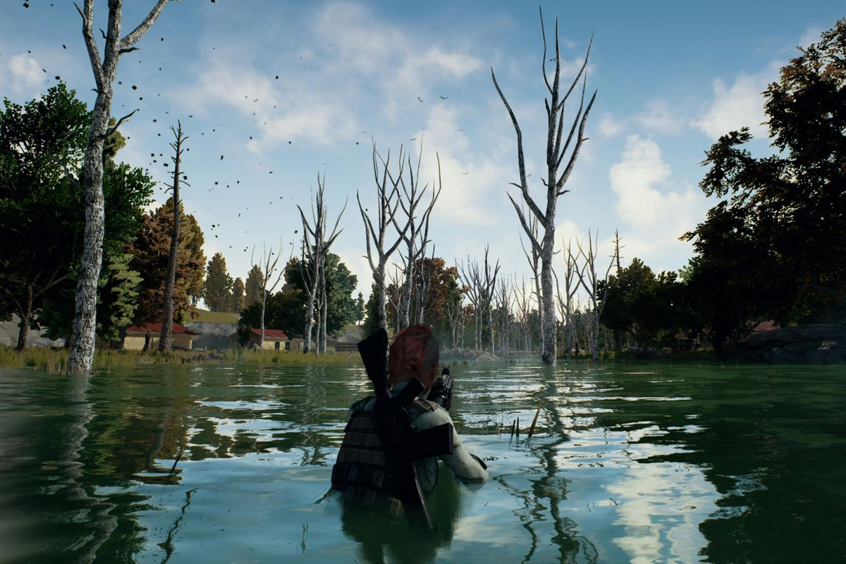 'PUBG' Test Server Update 10 Cuts Clothing Spawns, Tweaks Blue Zone