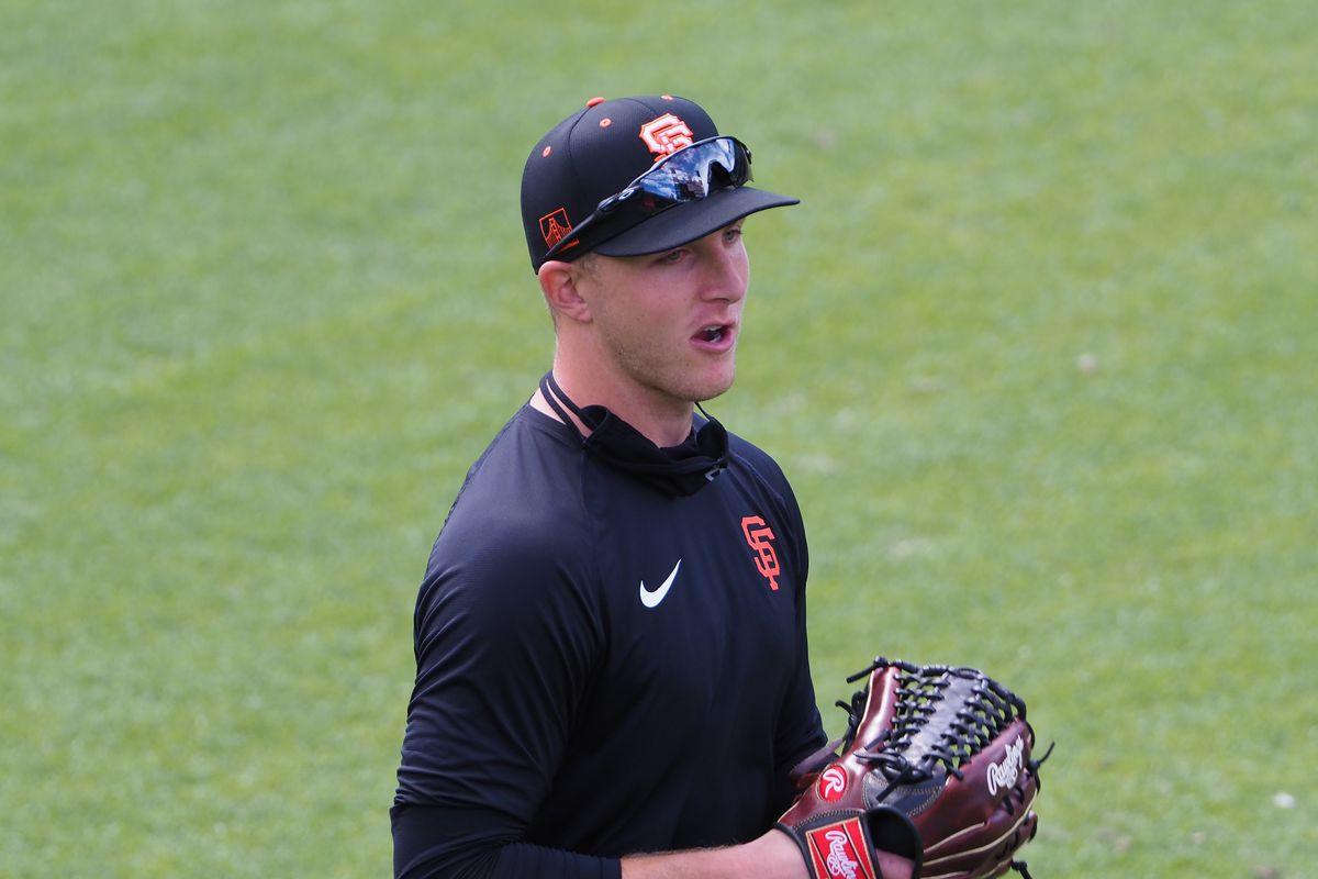 MLB: San Francisco Giants-Workouts