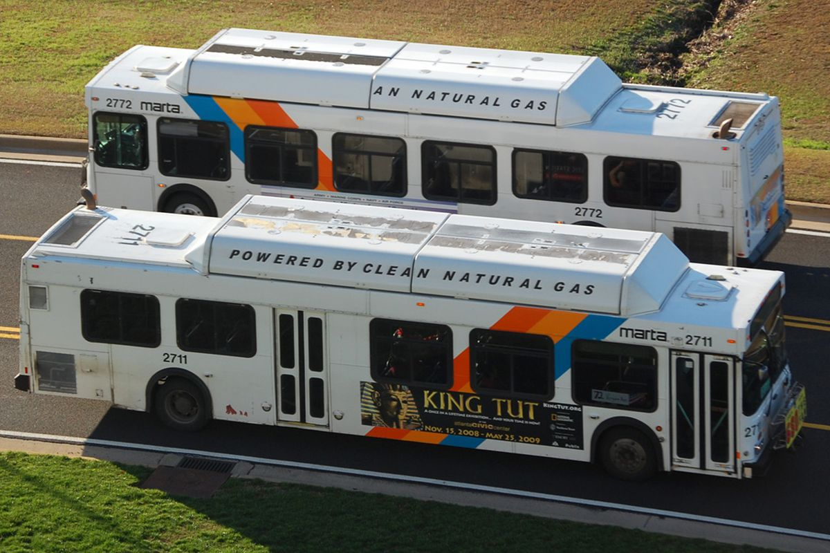 Bus Travel Routes Have Been Hindered By Marta Worker Protests This Week James Willamor