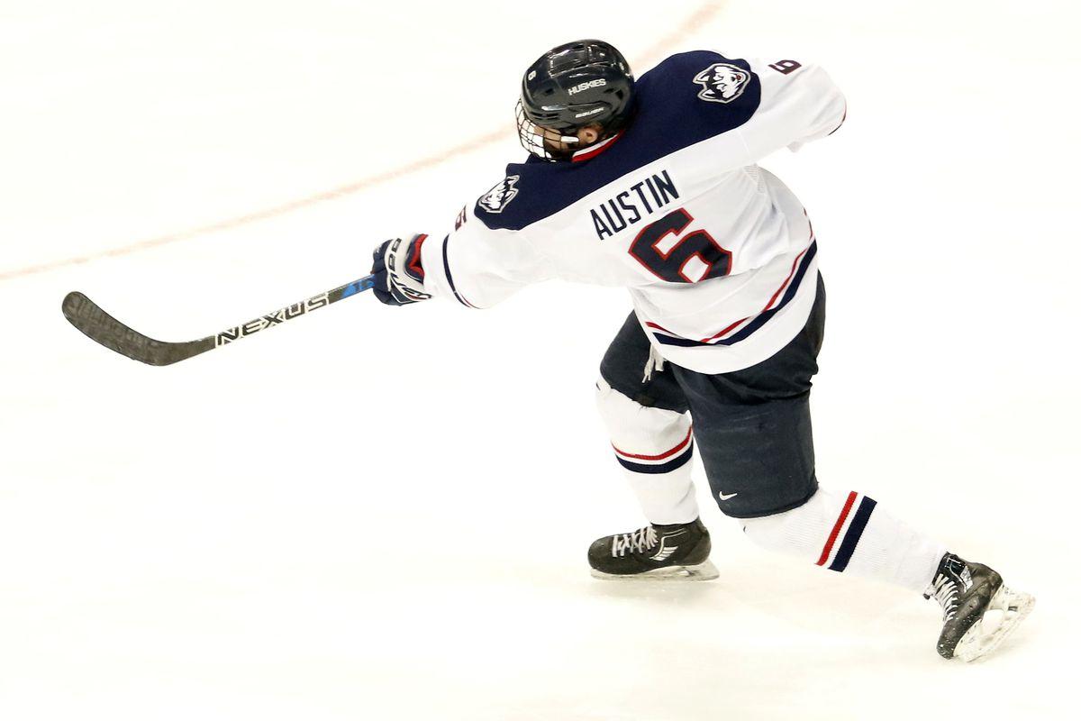 UConn Men s Hockey Upsets No. 16 Colgate d46007ee6f0