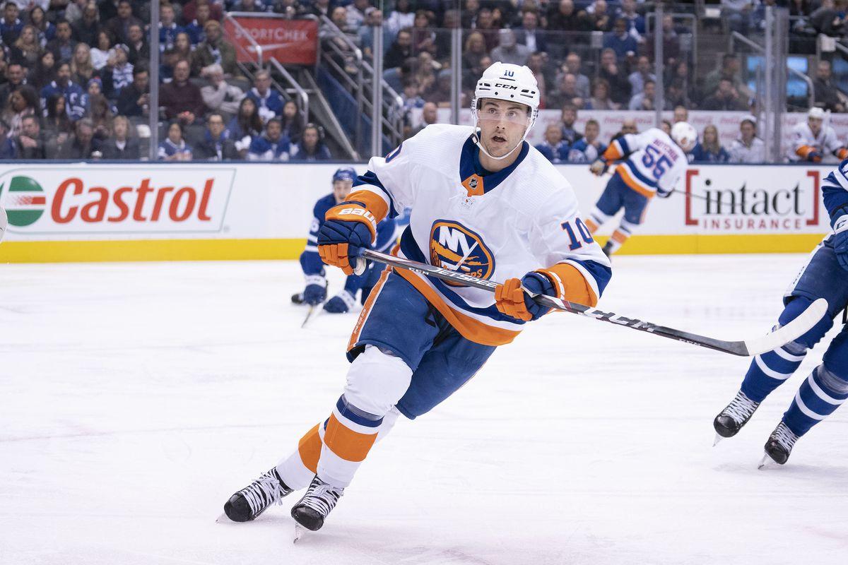 NHL: JAN 04 Islanders at Maple Leafs