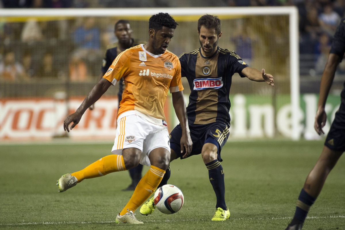 Sheanon Williams may have been looking forward to returning to PPL park, but it was a game he will want to forget.