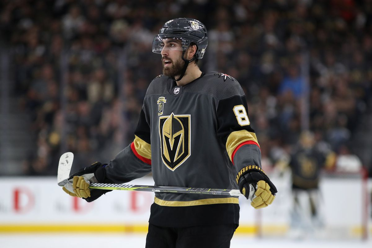 promo code 736d1 527ee Alex Tuch to miss Golden Knights' season opener against ...
