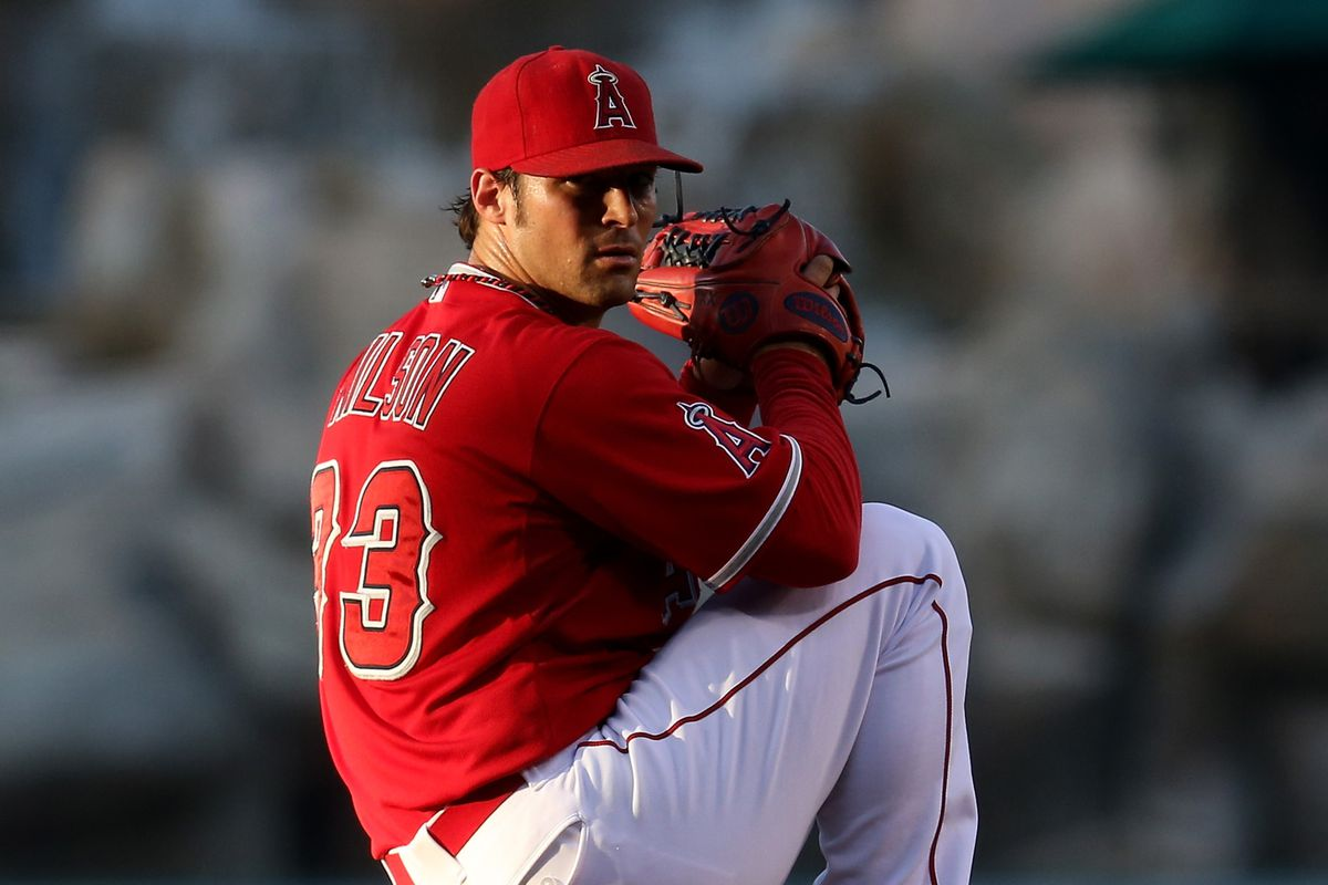 The ease of the Angels' remaining schedule is not head and shoulders above what it was a couple days ago.