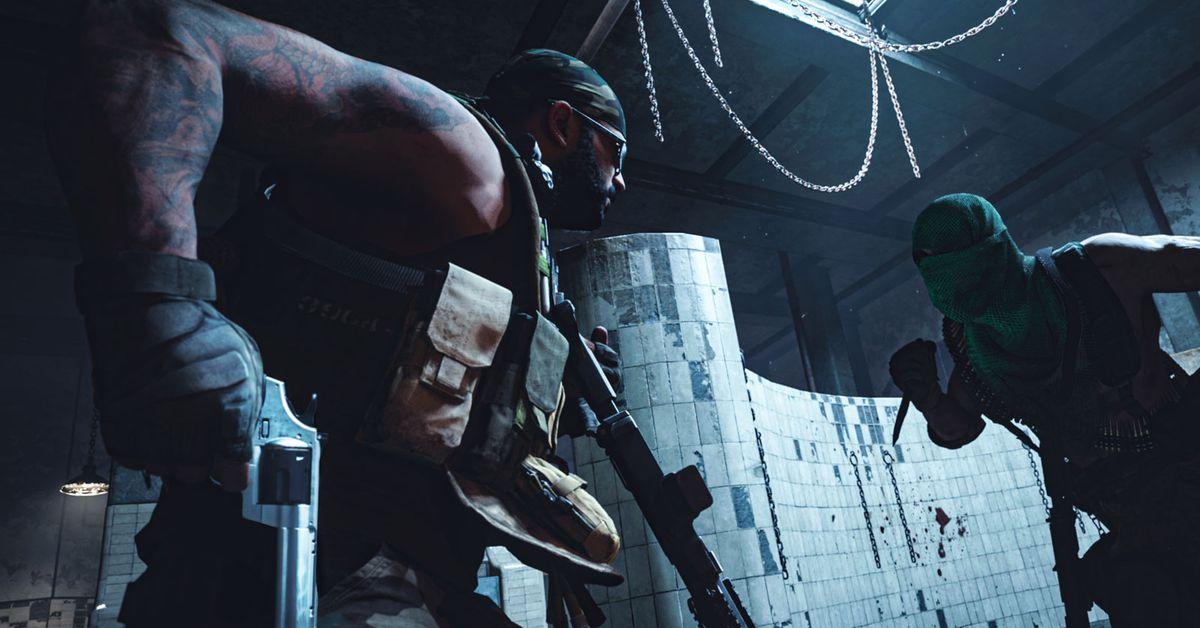 يجعل التصحيح Call of Duty أسلحة Warzone's Gulag أوتوماتيكية بالكامل 1