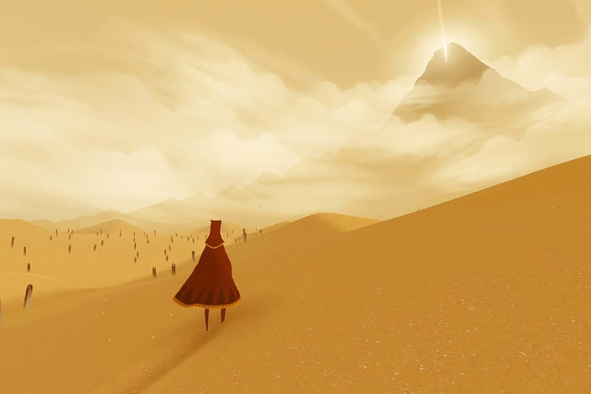 Journey comes to PC for the first time - Polygon
