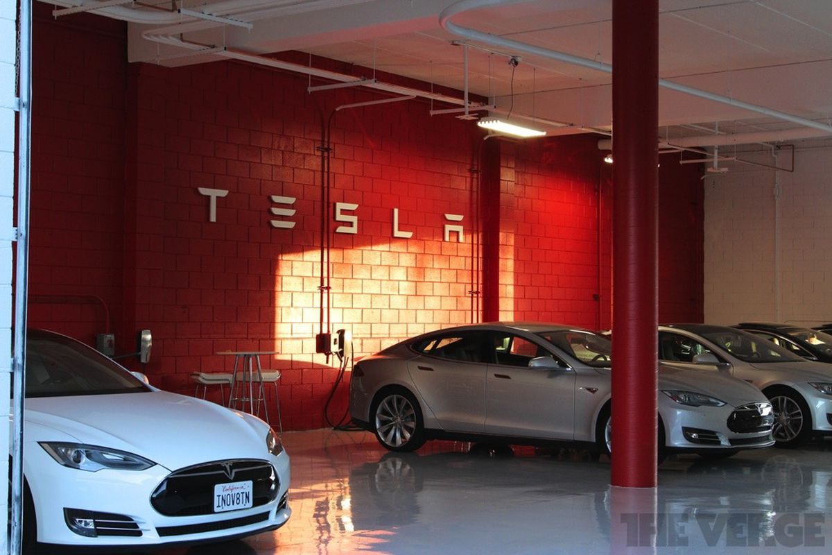 Tesla loses fight with dealers to sell its cars in Texas - The Verge