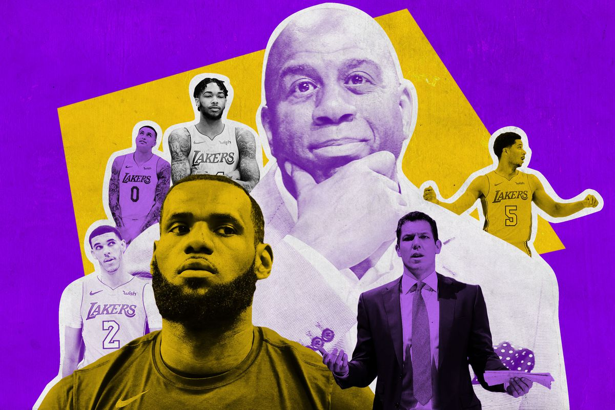 f2497f299e8 The Lakers Could Still Trade for a Star This Season - The Ringer
