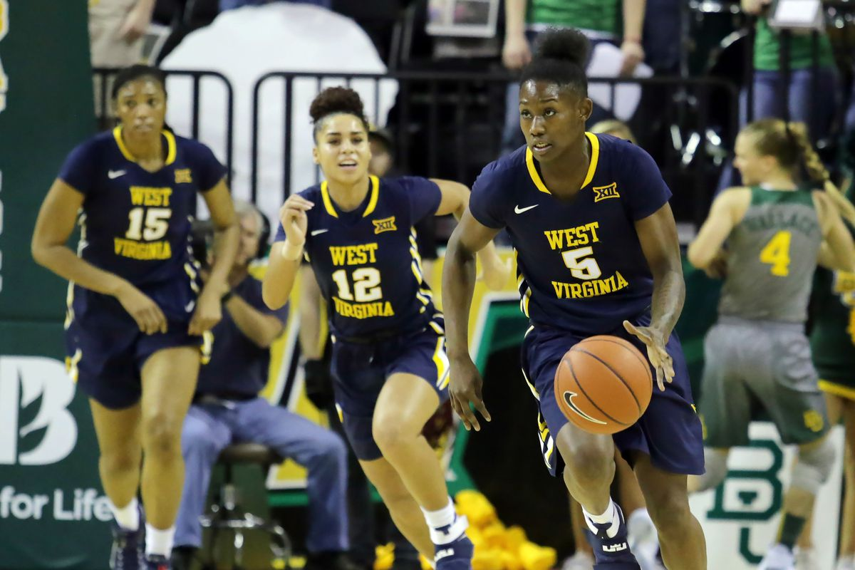 WVU WBB Earns No. 6 Seed In Bridgeport Region