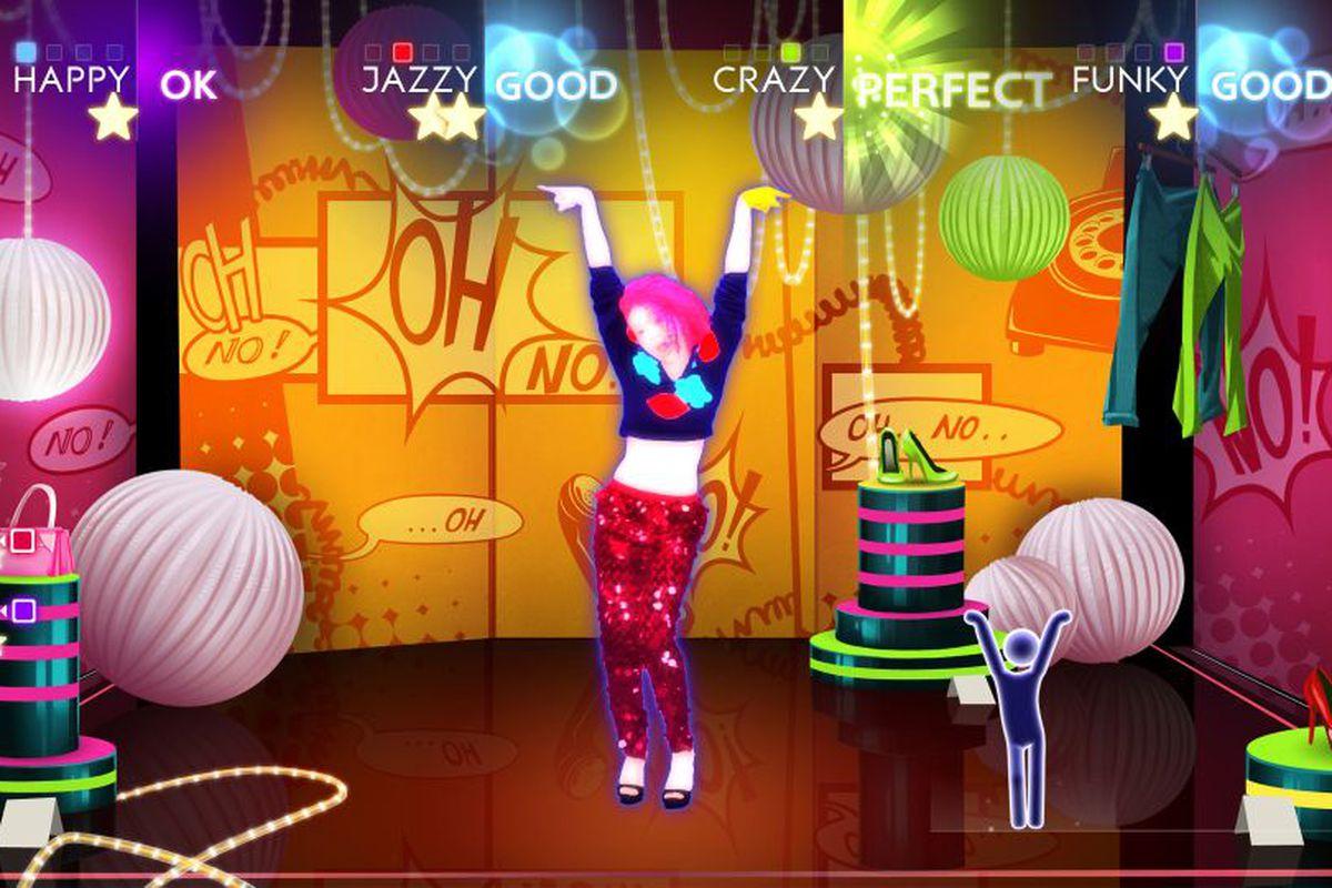 Gallery Photo: 'Just Dance 4' Gamescom screenshots