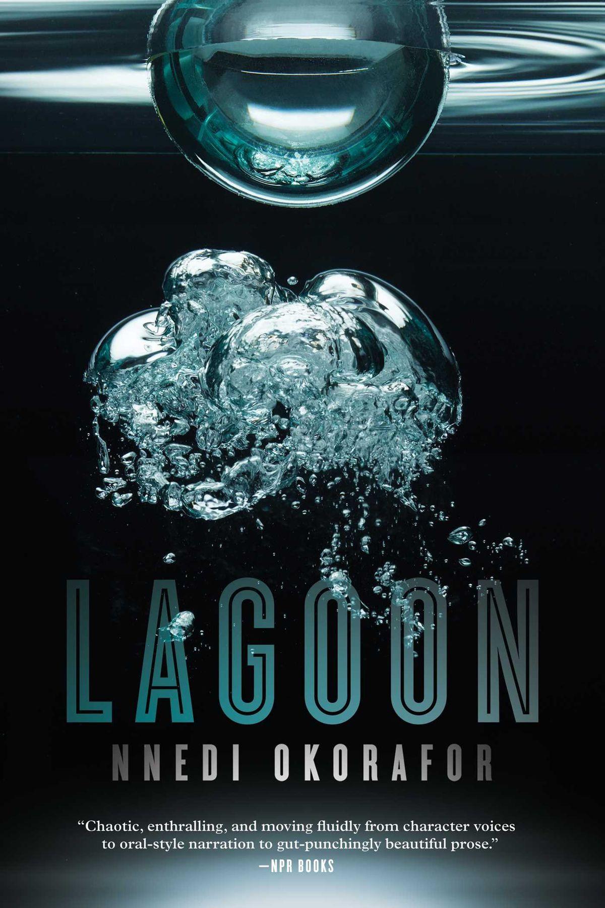 Lagoon by Nnedi Okorafor (2014) cover