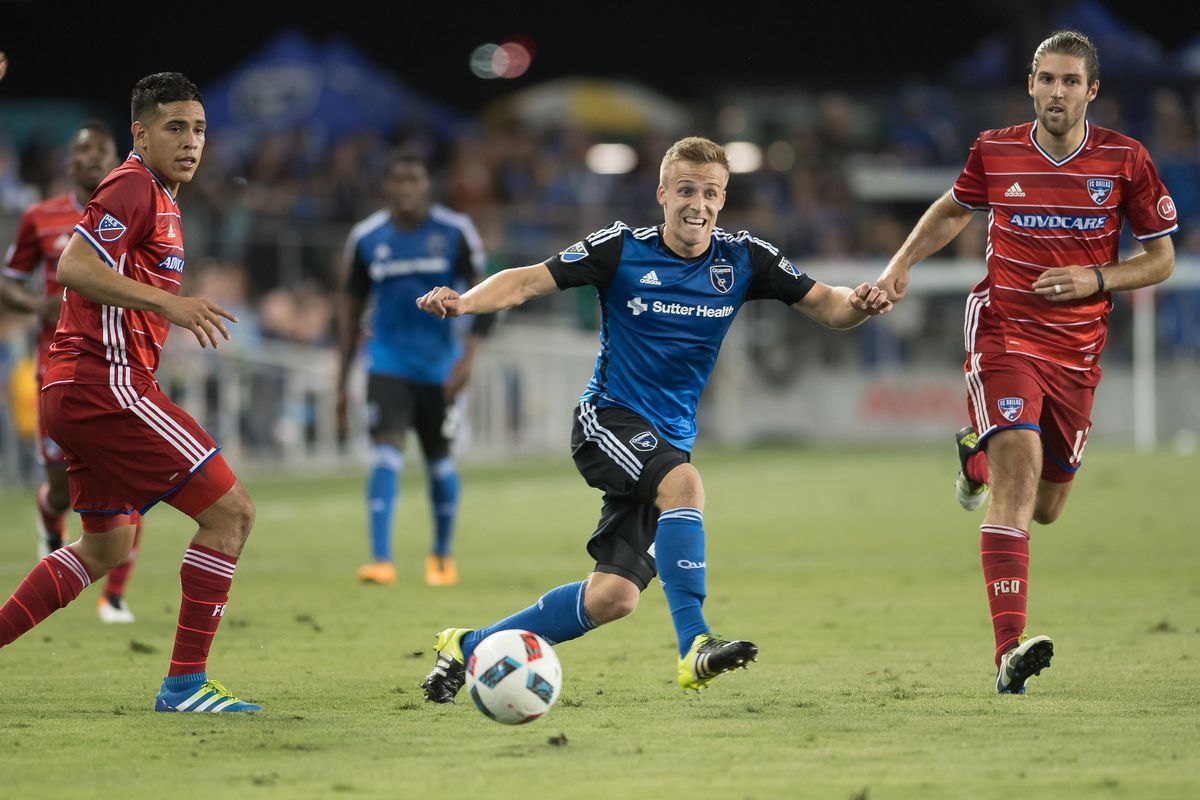 Tommy Thompson named to third-straight MLS Homegrown Game roster