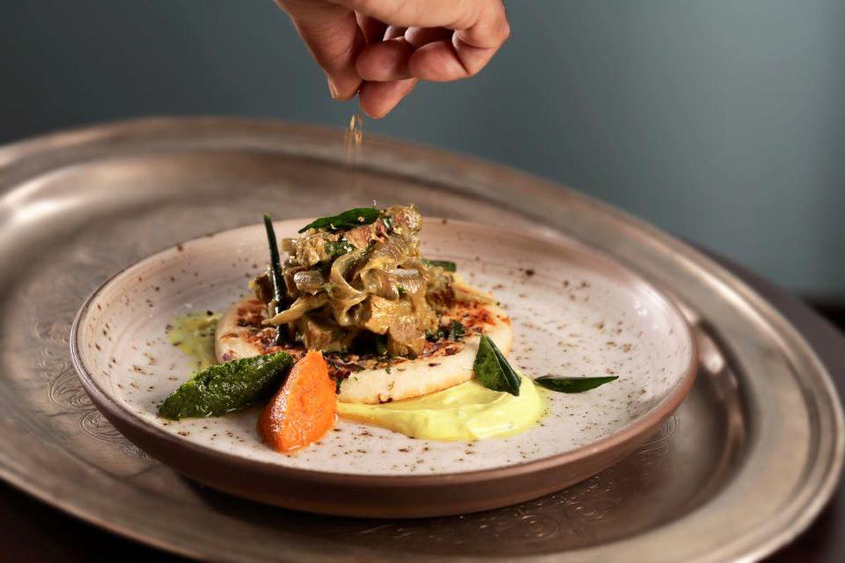 The Cinnamon Club, one of London's best Modern Indian restaurants