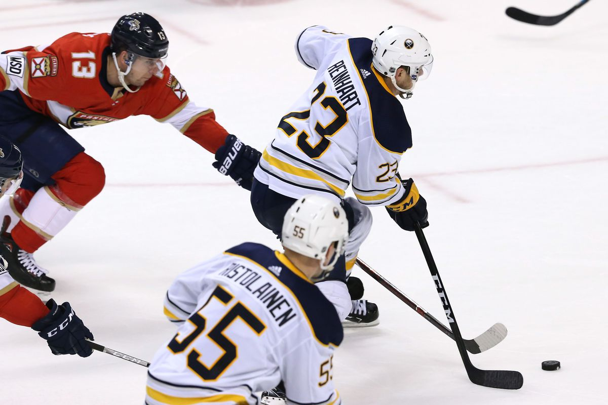 NHL: Buffalo Sabres at Florida Panthers