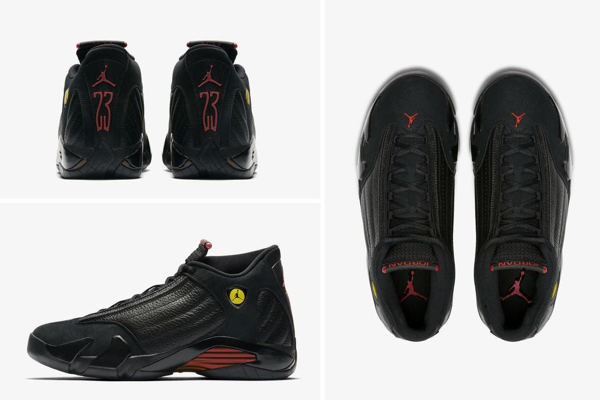 Michael Jordan re-releasing 'Last Shot' sneakers 20 years after ...