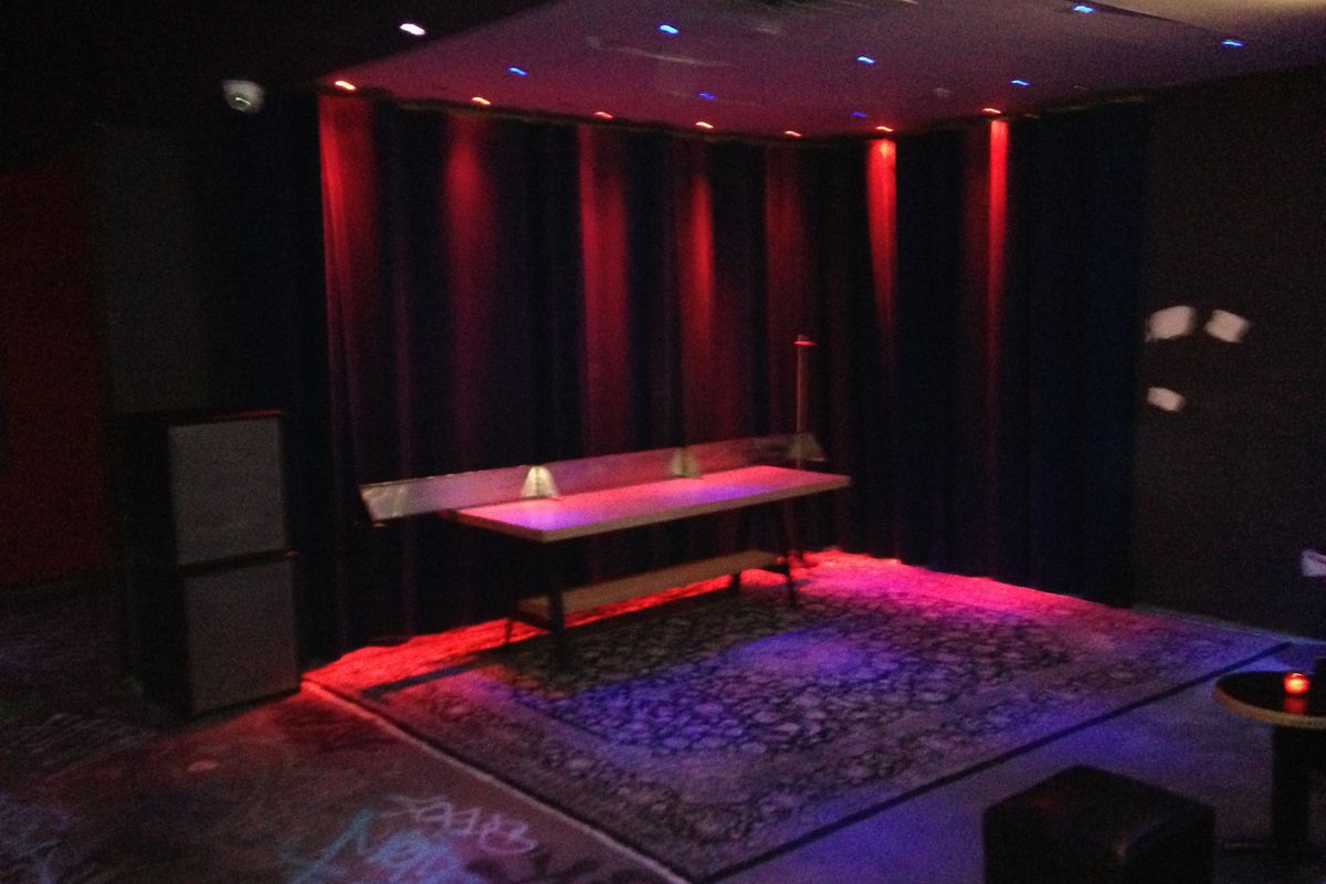 space lighting miami. So It Is With Hush Bar \u0026 Lounge (1661 Pennsylvania Ave, Miami Beach) A New Spot Taking Over The Space That Was Most Recently, Lighting