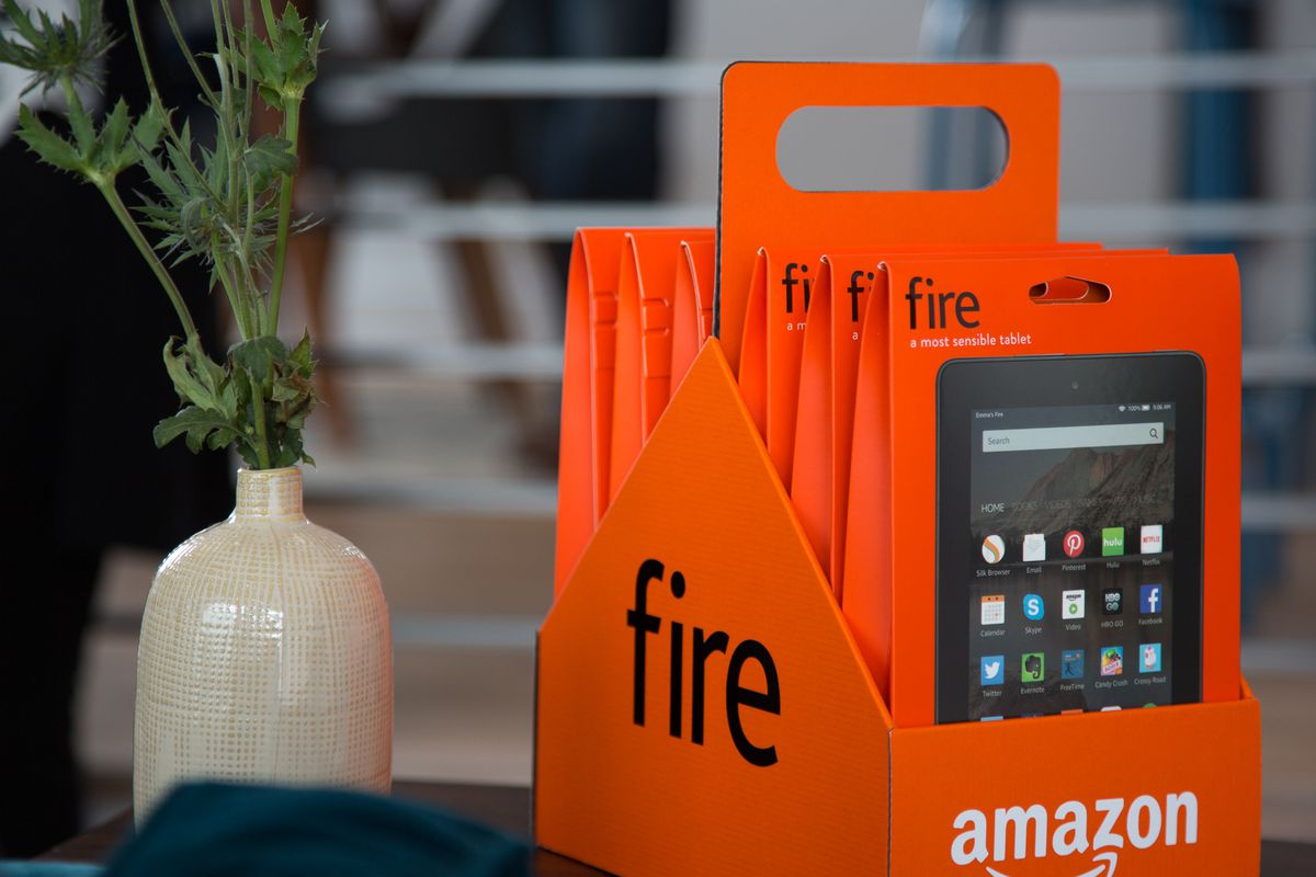 Amazon to Restore Encryption on the Fire Tablet