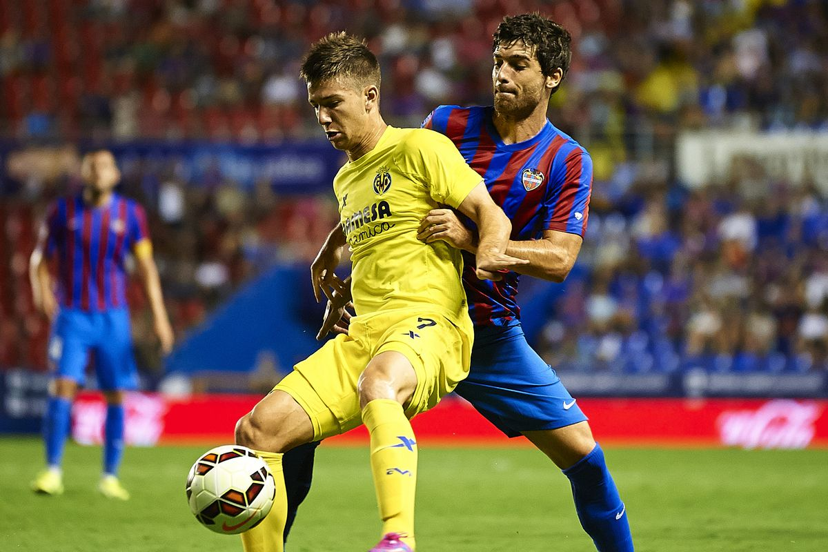 Vietto in starting lineup today