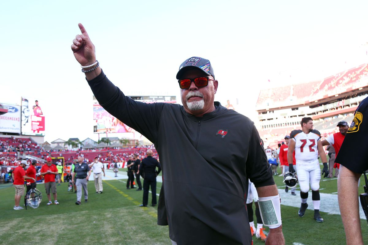 Buccaneers News Arians Says Nfl S Covid 19 Protocols Better Than Mlb S Bucs Nation