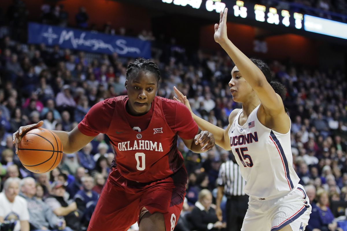 Vionise Pierre-Lewis leads a Sooner outfit having one of its most painful seasons in some time.
